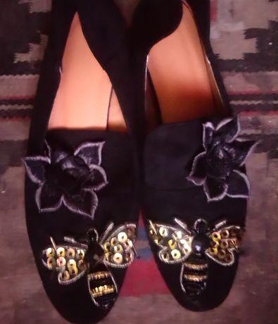 Осенне весенние туфли 40 размер