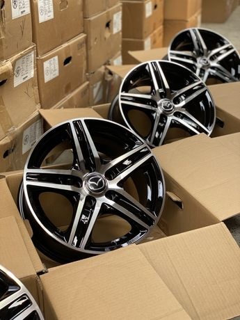 Диски новые R16/5/114,3 Mazda 3 5 6 Kia Hyundai Nissan Toyota Renault