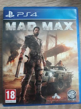 Mad Max PS4 wersja PL
