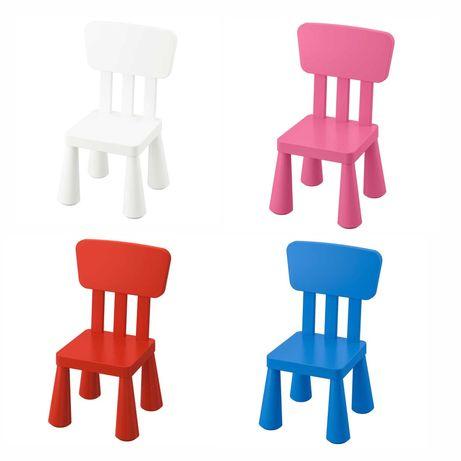 Стульчик детский, стул IKEA MAMMUT, ИКЕА маммут все цвета В НАЛИЧИИ!
