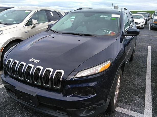 Jeep Cherokee 2016 USA