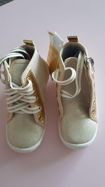 Buty dla dziewczynki Befado, roz. 24