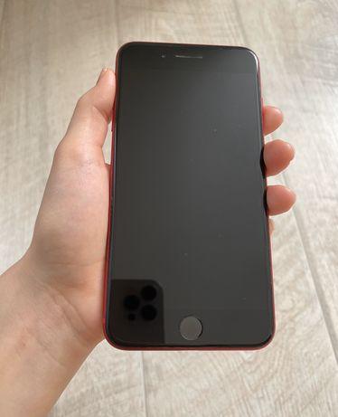 Срочно!Iphone 8 Plus 64gb Red Состояние Идеальное!