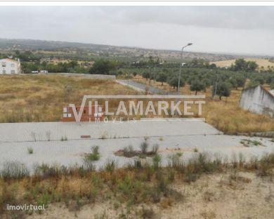 Lote de terreno no Alvito (Beja) para armazém/industria