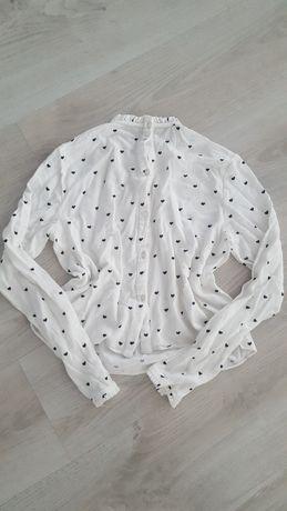 koszula serduszka xs