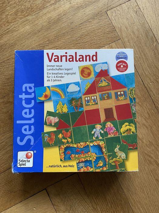 Selecta. Varialand. Sortino. Farm. Puzzle. Drewno. Gdańsk - image 1