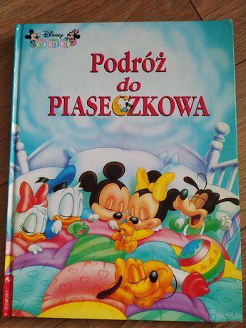 Książka dla dzieci podróż do piaseczkowa