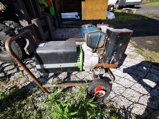 Agregat prądotwórczy Robin 480/81515 zunna 6kv diesel