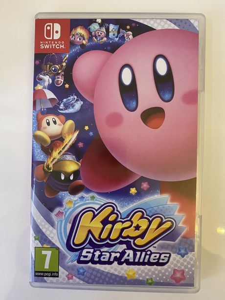 Gra na Nintendo Switch Kirbe Star Allies Okazja