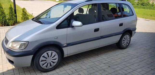 Opel Zafira Van 2,0 DTL+Hak+Klima-7 osobowy !!!