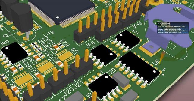 Ремонт электронного оборудования