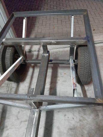 Atrelado para cuba água 1000 LT com engate para tractor