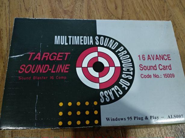 Sound Blaster Target Sound-Line 16 Comp