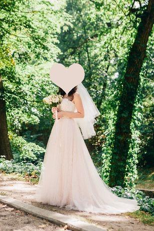 Шикарное свадебное платье коллекции NAVIBLUE с США