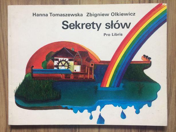 Sekrety słów. H. Tomaszewska, Z. Olkiewicz