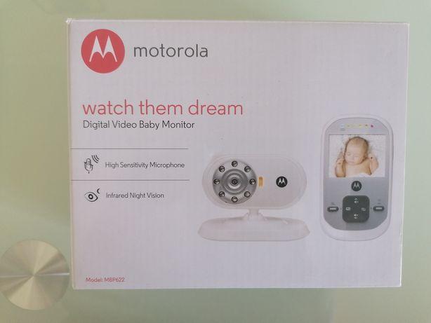 Câmara /monitor vigilancia bebé