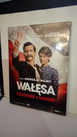Wałęsa. Człowiek z nadziei (booklet) [DVD]