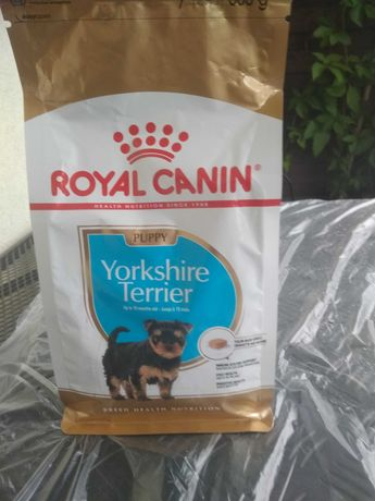 Royal Canin Yorkshire Junior Puppy 500g oryginalne opakowanie
