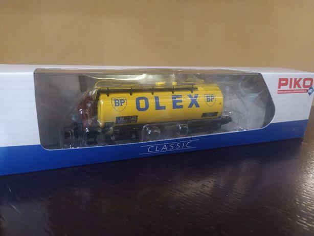 PIKO 54347 Wagon cysterna Olex BP, DR DB