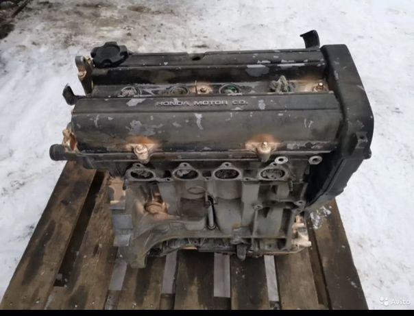 Мотор b20b honda crv