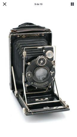 """Câmera de placas """"Patente - Dresden"""" - 1934"""