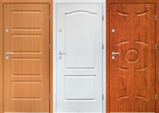 SUPER OKAZJA! Drzwi wejściowe do bloku + GRATIS!