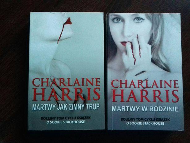 Cykl o Sookie Stackhouse cz. 5 i cz. 10, Charlaine Harris