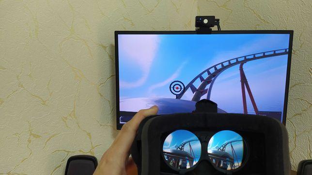 Oculus RIFT Виртуальные очки VR - Шлем виртуальной реальности