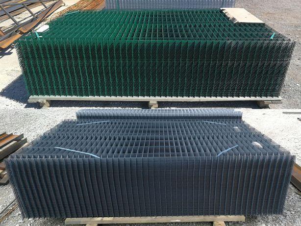 Panel ogrodzeniowy 3D 1530mm Fi 4 RAL 6005 ZIELONY, 7016 ANTRACYT