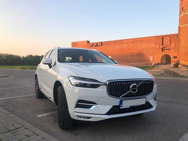 Auto do ślubu Volvo XC60 2021r
