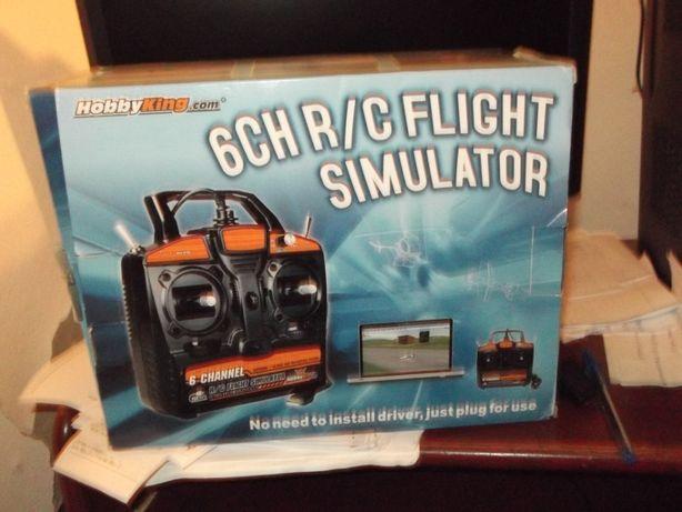 Vendo simulador para aeromodelismo