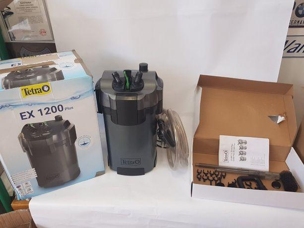 Filtr zewnętrzny do akwarium 200 - 500 litrów Tetra EX Plus 1200