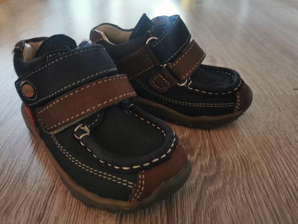 Trzewiki buty półbuty dla chłopca