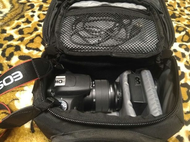 Canon 1200D фотоаппарат новый