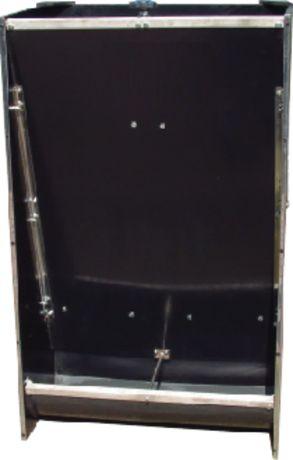 Automat paszowy tucznikowy, na sucho, dwustanowiskowy AP2T