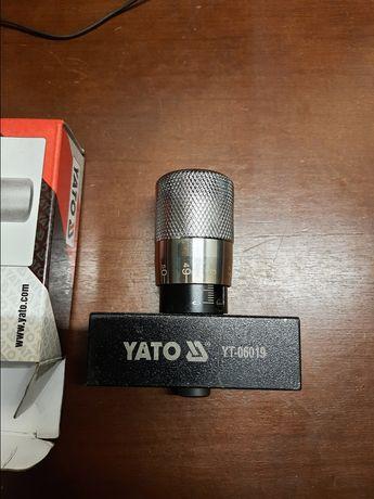 Прибор для проверки натяжения ремней YATO YT-06019