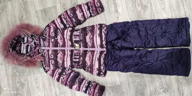 Комбинезон зимний Bilemi 116 размер