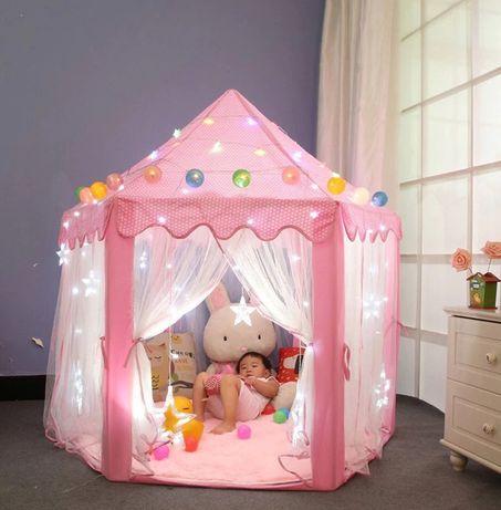 Детский домик игровой Намет для дітей Дитяча палатка KRUZZEL вигвам