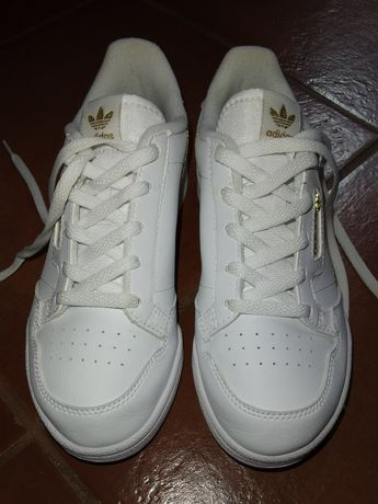 Sapatilhas Adidas Brancas