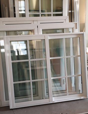 VARIAS - Janelas Alumínio Vidro Duplo - Portas Aluminio - Porta Sacada