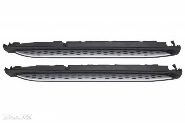 Estribos MERCEDES GLE Coupe C292 Degraus em Aluminio MERCEDES GLE Coupe C292