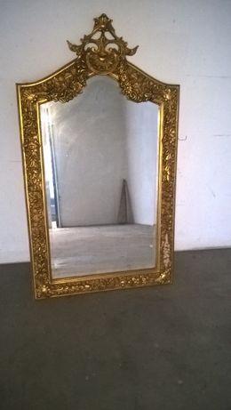 Credencia com espelho