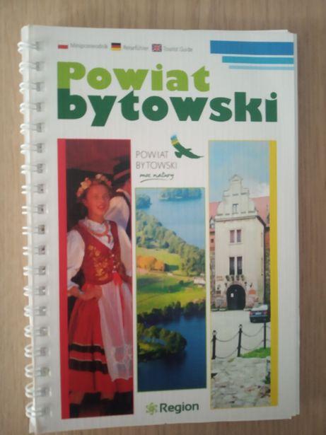 Powiat bytowski Bytów Kaszuby przewodnik