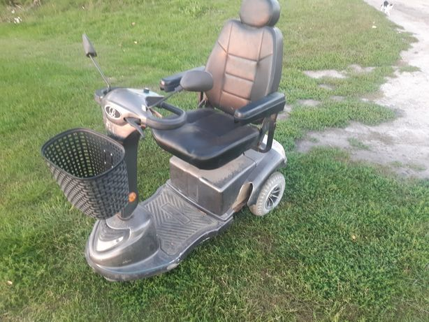 Wózek inwalidzki Elektryczny Lindebjerg