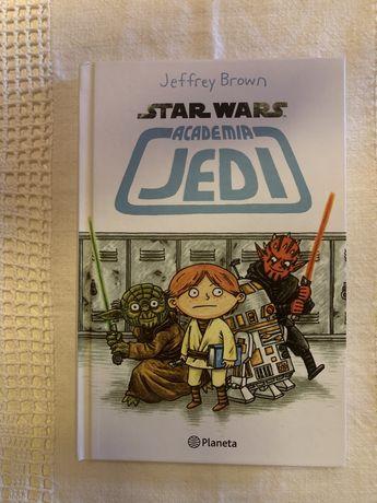 Star Wars - Academia Jedi, de Jeffrey Brown