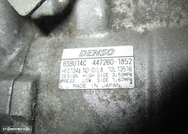 Compressor de ac para BMW X1 e84 20d (2011) 447260-1852 64526987862-03