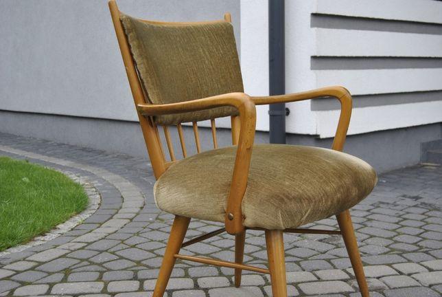 krzesło vintage;casala;wysyłka pobraniowa gratis