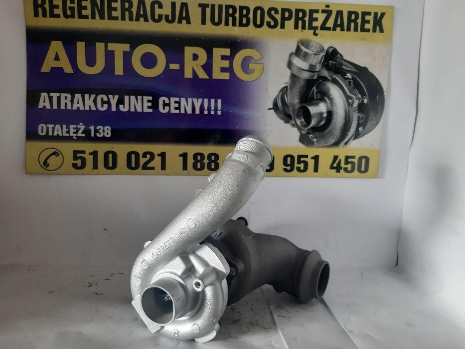 Turbina TurboSprężarka Citroen C5 2.2HDI, Peugeot 406, 607 2.2 HDi FAP Gdynia - image 1
