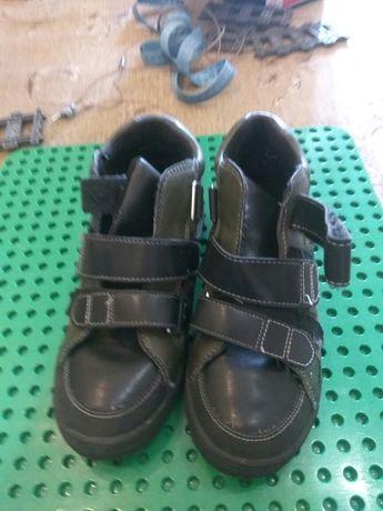 Детские ботинки, осень - весна. ORTMANN, стелька 22.5см