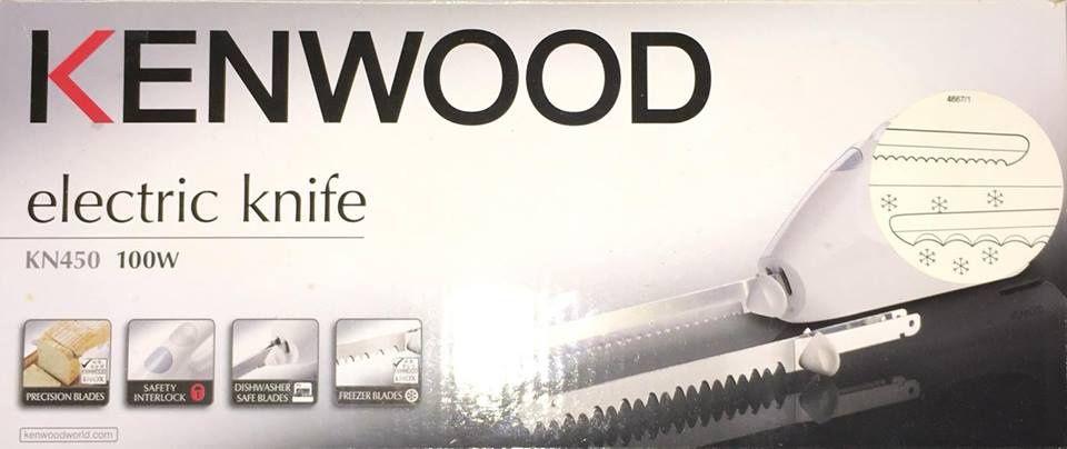 Faca Eléctrica KENWOOD KN450
